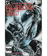 The Warlord Comic Book #102 DC Comics 1986 VERY FINE+ - $3.25
