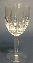 Waterford 1950 99 Water Goblet 7 Inches Tall KILDARE PATTERN Ireland VIN... - $32.66
