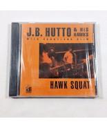 Hawk Squat by JB Hutto and the Hawks CD July 1994 Delmark Records - $16.99