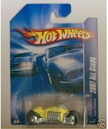 Hot Wheels 2007 All Stars 155 Dodge Tomahawk Yellow - $3.36