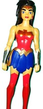 "DC Justice League Action Wonder Woman Action Figure, 12"" - $15.00"
