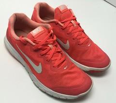 Nike Flex Experience Rn 4 Women's Sz 10 (CRIMSON/ATOMIC PINK/WHITE 749178-602) - $44.50