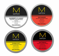 Paul Mitchell Mitch Styling Cream 3 oz  SET OF 4!!! - $49.49
