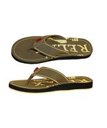 Tommy Bahama Beach Walker Swim Flip Flop Sandals in Green, Size 8 - $49.75