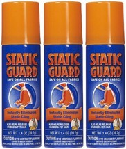 Static Guard Travel Size 1.4 oz. 3-Pack