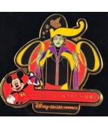 Disney Sleeping Beauty Villain Maleficent 5 Years of Pin Trading MGM LE ... - $14.69