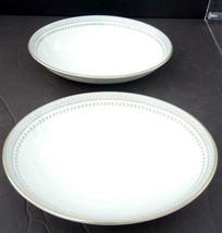 Two Royal Doulton Oval Vegetable Bowls - Berkshire Pattern - $37.99