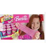Mattel Barbie Putty Slime 3-Pack Magic Glitter Ring  - $18.00