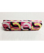 Multi-Colored Oval Pattern Pencil Pouch - $2.99