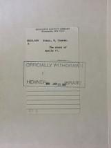 1985 The Story of Apollo 11 (Cornerstones of Freedom) Book image 3