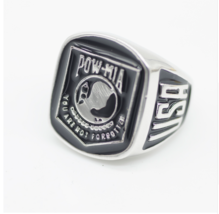 2017 Newest Design Pow-Mia ring for American soldiers champion ring replica - $17.99+