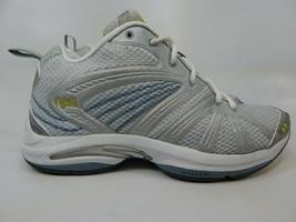 Ryka Enhance Size US 7.5 M (B) EU 38.5 Women's Training Shoes Silver K1822WSHL