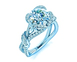 Foliage engagement ring halo twist shank jubariss 1001amz thumb155 crop