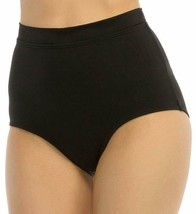 Coco Reef Bikini Bottom Sz S Cast Black High Waist Swimwear Swim Bottoms... - $19.71