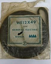 WE12X49 Belt for GE  Vintage - $14.85
