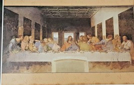 New Davinci Code The Last Supper 1000 Piece Jigsaw Puzzle Factory Sealed Roseart - $28.01