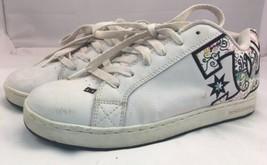 DC Women's Court Graffik SE 8.5W Shoes - $34.64