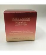 Estee Lauder Nutritious Vatality8tm radiant overnight cream 1.7 oz - $26.61