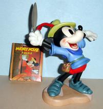 Disney Classics Mickey Mouse Brave Little Tailor 1993 Members I Let 'em ... - $124.90