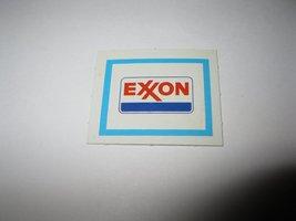 1979 The American Dream Board Game Piece: single Exxon Square Tab - $1.00