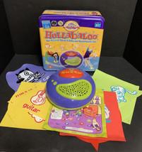 Cranium Hullabaloo Game Tin Tunes Twists Topsy Turvy Fun Dance Complete ... - $37.39