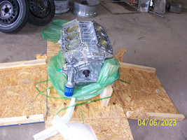 2005 Honda Pilot Engine Short Block 3.5 V6 3471 Cc Motor Gas Sohc 10002 Pvj A00 - $975.65