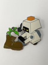 Wall-E Mo Cleaning Boot 10th Anniversary LE500 Disney Pin - $22.76