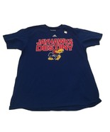 "New Kansas Jayhawks ""Destiny"" adidas Blue Mens Size Small T-Shirt - $19.75"