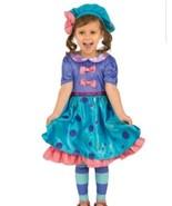 Girl's Halloween Costume Little Charmer Lavender Size XS S Rubies Dress ... - $15.99