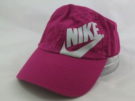 Nike Hat Purple Strapback Baseball Cap - $14.84