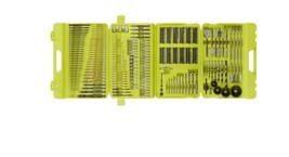 RYOBI Drill Drive Kit Magnetic Bit Holder Hex Key Center Punch (300 Piece) - $134.89