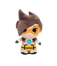 Funko Supercute Plush: Overwatch - Tracer Collectible Figure, Multicolor - $12.99
