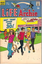 Life With Archie Comic Book #92, Archie 1969 FINE+/VERY FINE- - $14.03
