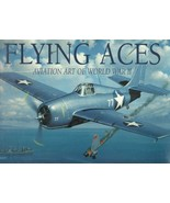 Flying Aces: Aviation Art of World War II Murray, G.E. Patrick and Nalty... - $8.81