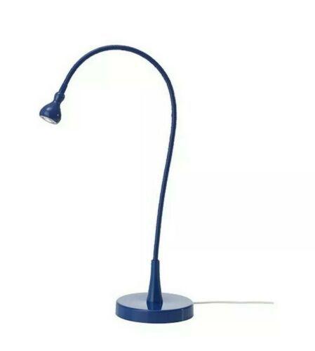 IKEA Jansjo LED Work Lamp Dark Blue