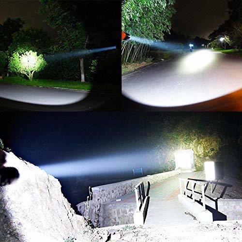 OdearVery BrightLarge Flashlight Multi-functionDigitalLED
