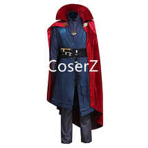Doctor Strange Cosplay Costume with Cloak Stephen Cosplay Costume - £132.06 GBP
