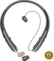 Bluetooth Headphones, Doltech Wireless Neckband Headset with Retractable... - $96.75