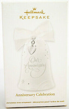 Hallmark: Anniversary Celebration - No CHARMS - Porcelain - NO DATE ON BELL - $13.32