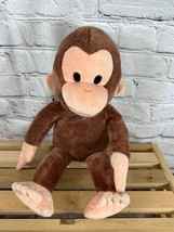 Curious George 16 inch Large Monkey Classic Plush by Applause - $14.99