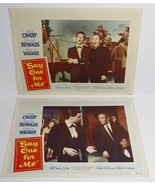 Say One For Me Lobby Cards Movie Posters Bing Crosby Debbie Reynolds - $47.49
