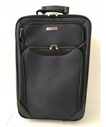 """* NEW * Tag SpringfieldIII Navy Luggage Lightweight Spinner 20"""" Suitcase... - $37.39"""
