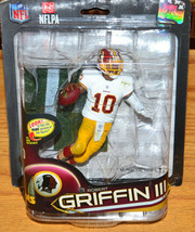 McFarlane NFL 2013 RG3 Robert Griffin III White Jersey - Series 32 - $11.64