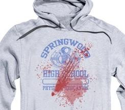 Nightmare on Elm Street Krueger SpringWood High Blood Horror Hoodie WBM637 image 3
