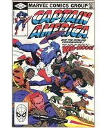 Captain America Comic Book #273 Marvel 1982 VERY FINE- - $2.75