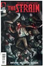 The Strain #4 2012- David Lapham- Guillermo Del Toro- high grade 1st print - $18.92