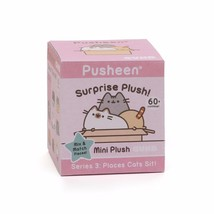 Gund Pusheen Surprise Series #3 Places Cats Sit Plush Blind Box