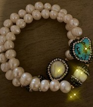 Today Only $222! Pearl Bracelet Attraction Sex Magnetism Love Spell Goddess Magn - $2,222.00