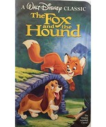 The Fox and the Hound (A Walt Disney Classic) [VHS] [VHS Tape] - $11.81