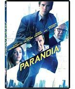 Paranoia DVD - $2.00